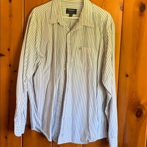 American eagle XL button up